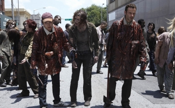 Indul a zombiapokalipszis újra a The Walking Dead-maratonnal